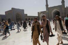 Sejak Taliban Berkuasa, Jemaah yang Shalat di Masjid Makin Banyak