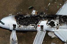 Korban Tewas Jatuhnya Asiana Airlines Dipastikan 2 Orang