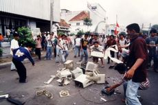 Mengingat Kerusuhan Mei 1998, Bagaimana Kronologinya?