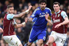 Michael Keane: Diego Costa adalah Pemain Terbaik yang Pernah Saya Lawan