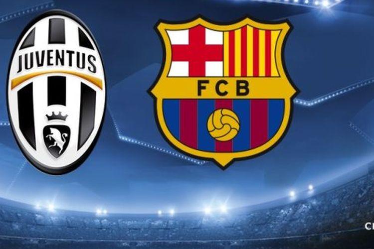 Perempat final Liga Champions mempertemukan Juventus dan Barcelona.