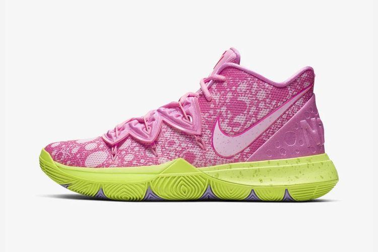 Nickelodean x Nike Kyrie 5 Patrick