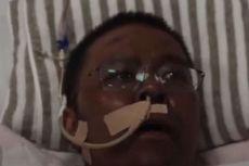 Dokter di Wuhan yang Kulitnya Menghitam karena Pengobatan Virus Corona Meninggal