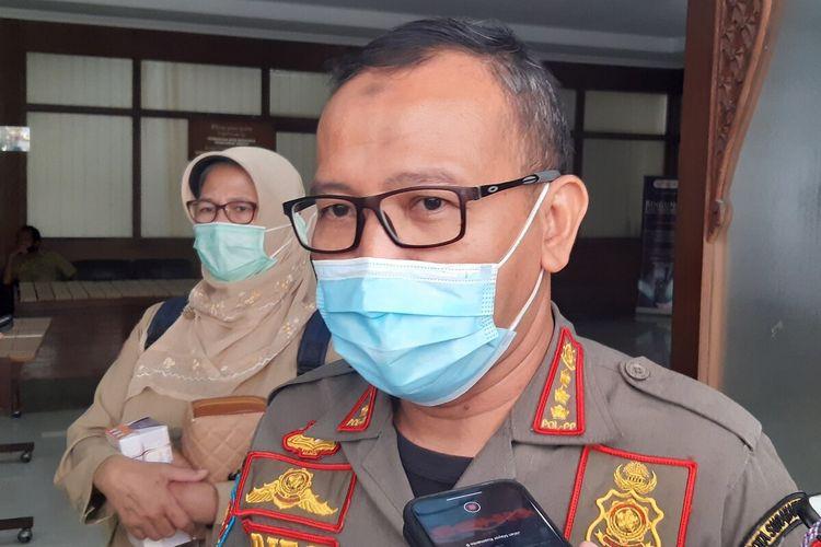 Kepala Satpol PP Solo, Arif Darmawan.