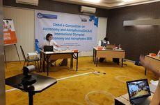 9 Siswa Indonesia Unjuk Prestasi di Ajang Olimpiade Astronomi dan Astrofisika