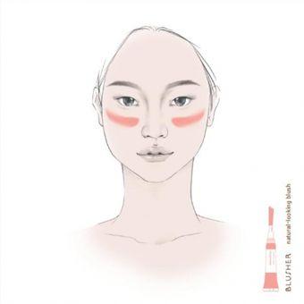 Blusher dari Smart Drawing Innisfree