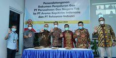 Tingkatkan Produksi Migas Nasional, PGN Kerja Sama dengan Rekind untuk Proyek JTB