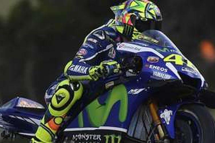Valentino Rossi MotoGP Australia