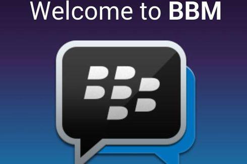8 Jam, BBM Android dan iPhone Diunduh 5 Juta Kali