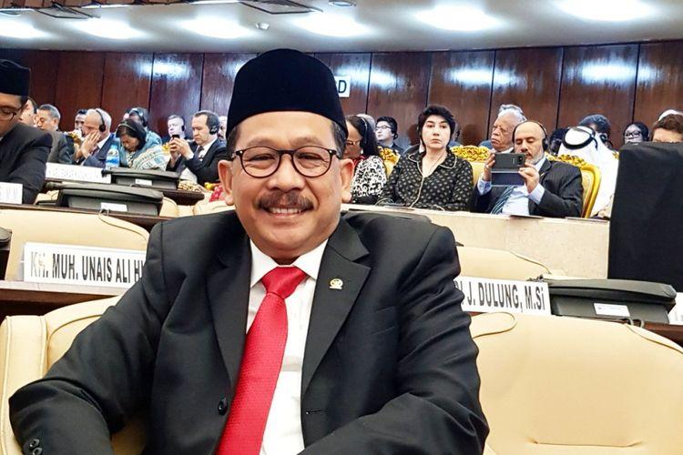 Wakil Ketua MUI Zainut Tauhid Saadi