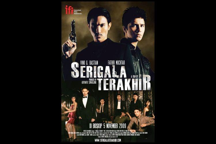 Poster film Serigala Terakhir (2009). Akan hadir di Netflix mulai (12/11/2020).