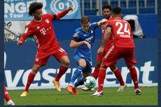 Hoffenheim Vs Bayern, Rekor Tak Terkalahkan Die Roten Pun Berakhir