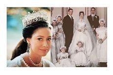 Putri Margaret, Putri Kerajaan Inggris dengan Tiara Terbesar