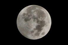 Malam Ini, Bisa Saksikan Bulan Purnama Langka Full Corn Moon