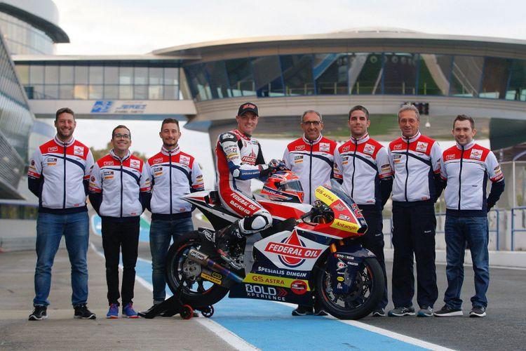 Sam Lowes Balik Lagi Ke Tim Gresini Untuk Moto2