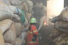 Gudang Pakan Ternak di Salatiga Terbakar, Pemilik Merugi hingga Rp 500 Juta