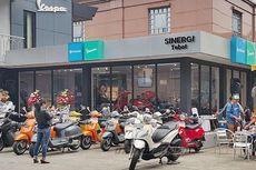 Jakarta Selatan Pasar Potensial Vespa dan Piaggio