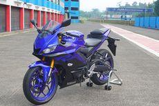 Rumors Yamaha YZF-R25M 4 Silinder Makin Berkembang