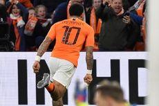Belanda Vs Jerman, Depay Ambil Sisi Positif dari Kekalahan Timnya