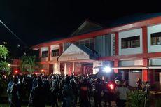 Satu Napi Tertembak dalam Kerusuhan di Lapas Tuminting Manado