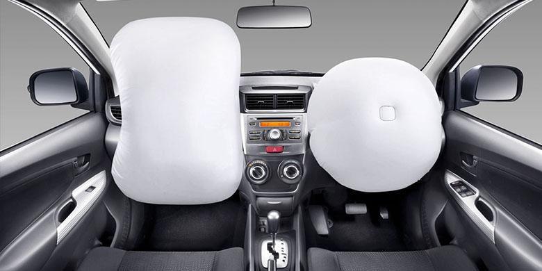 Dual SRS Airbag.