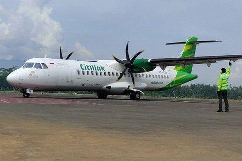 Citilink Bakal Gunakan Pesawat ATR-72 untuk Penerbangan Perdana ke Bandara Ngloram