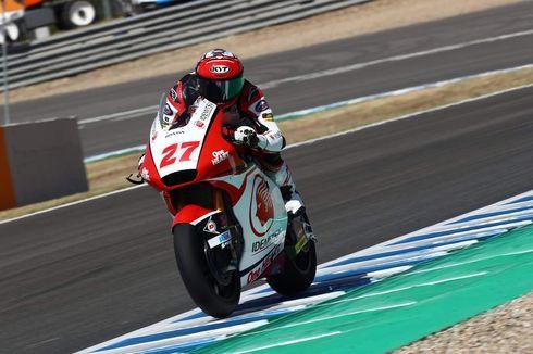 Moto2 GP Ceko 2020, Pebalap Indonesia Kembali Menyentuh Garis Finis