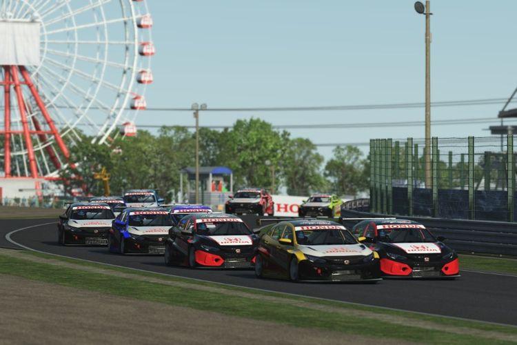 Honda Racing Simulator Championship (HRSC)