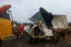 Di Balik Tragedi Kecelakaan Tol Purbaleunyi, Telepon Terakhir Sopir Dump Truck