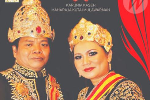 Raja Kutai Mulawarman: Kami Ingin Angkat Warisan Adat dan Budaya