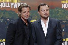 Bersahabat, Brad Pitt Dapat Nama Khusus dari Leonardo Dicaprio