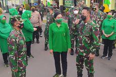 Saat Jenderal Andika Perkasa Semangati Nakes RS TNI AD yang Terpapar Covid-19