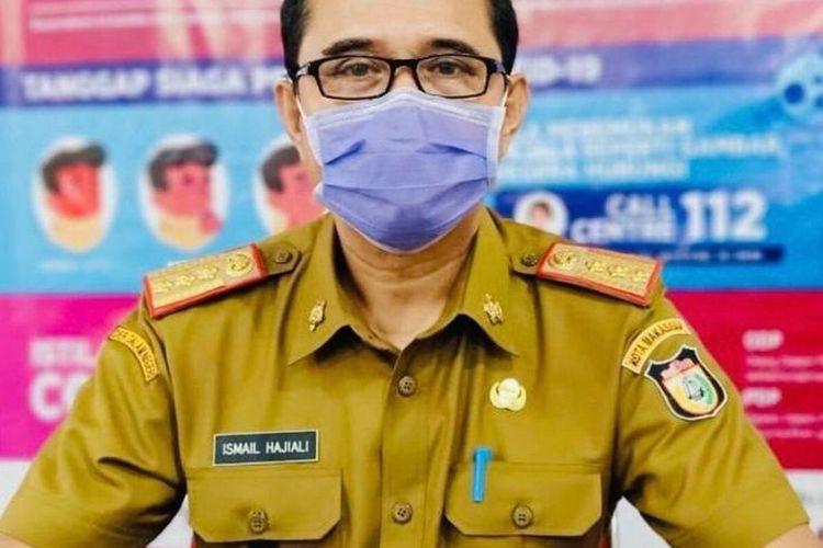 Juru Bicara Gugus Tugas Percepatan Penanganan Covid-19 Kota Makassar, Ismail Hajiali
