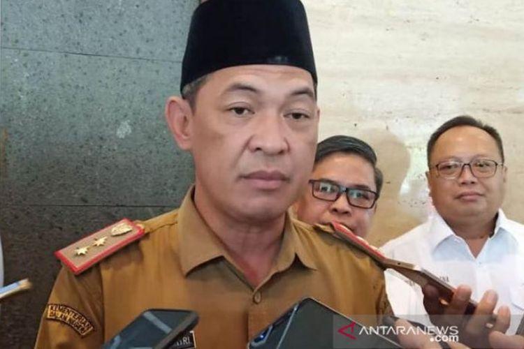 Sekretaris Daerah (Sekda) Provinsi Kalimantan Tengah (Kalteng) Fahrizal Fitri