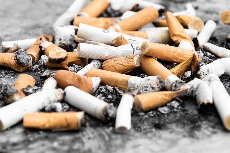 Rokok buruk untuk kesehatan