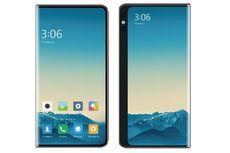 Xiaomi Patenkan Dua Ponsel Lipat Mirip Huawei Mate X dan Motorola Razr