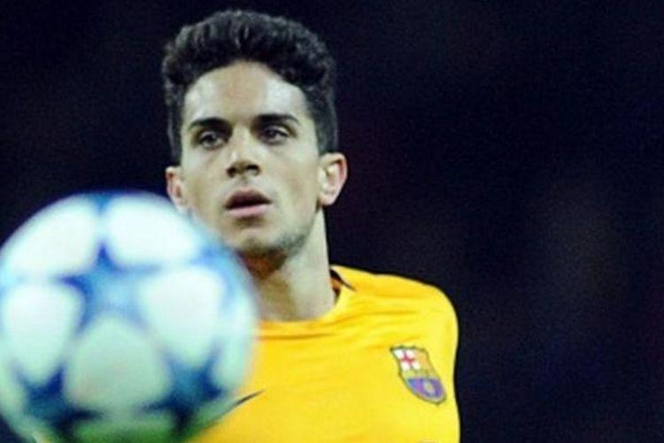 Bek Barcelona, Marc Bartra.