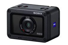 Sony Rilis Kamera Aksi RX0 II, Bisa 4K dan Punya Layar Selfie