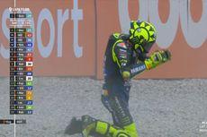 Tiga Kali Gagal Dapat Poin, Rossi Bilang Masih Ada Kans Juara Dunia