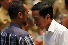 Jokowi Mendadak Bertemu Pimpinan KPK Malam Ini, Ada Apa?
