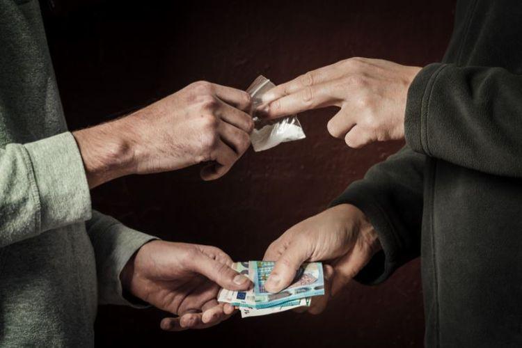 Ilustrasi pejabat dan politisi terjerat narkoba