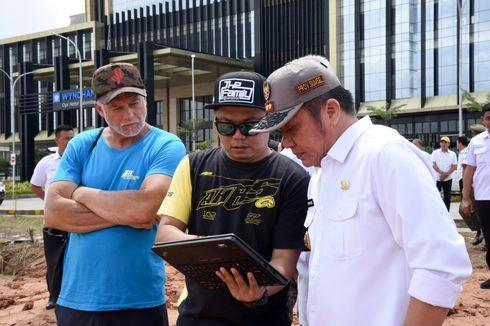 5 Hari Lagi, Sirkuit MXGP di Palembang Selesai Dibangun