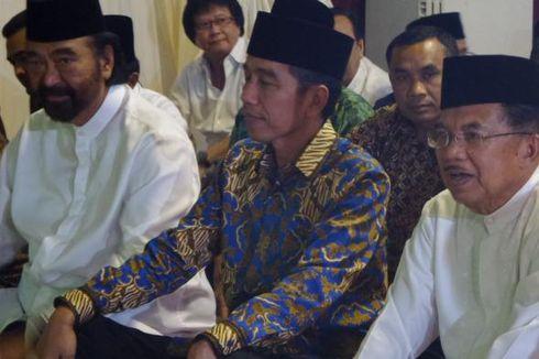 Diam-diam, Surya Paloh Temui Jokowi di Istana