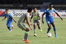 Borneo FC Vs Persib Bandung, Maung Bandung Curi Poin Penuh