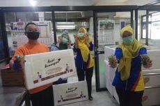 Lebih dari 17.000 Gelas Kopi Dibagikan ke Petugas Medis di Jakarta sebagai Bentuk Dukungan