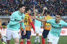 Lecce Vs Inter Milan, Nerazzurri Harus Puas dengan Hasil Imbang