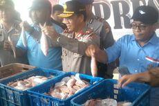 Angkut Ikan Berformalin, Kapal dari Banjarmasin Ditangkap Polda Sulsel