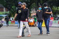 Buntut Ricuh Demo Tolak Omnibus Law, Polisi Tangkap 5 Admin Medsos Provokator Pelajar