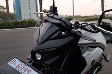 Menguji Kenyamanan dan Ketangguhan Yamaha MT-25