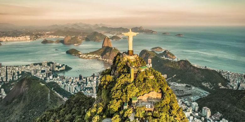 Rio de Janeiro di Brasil.